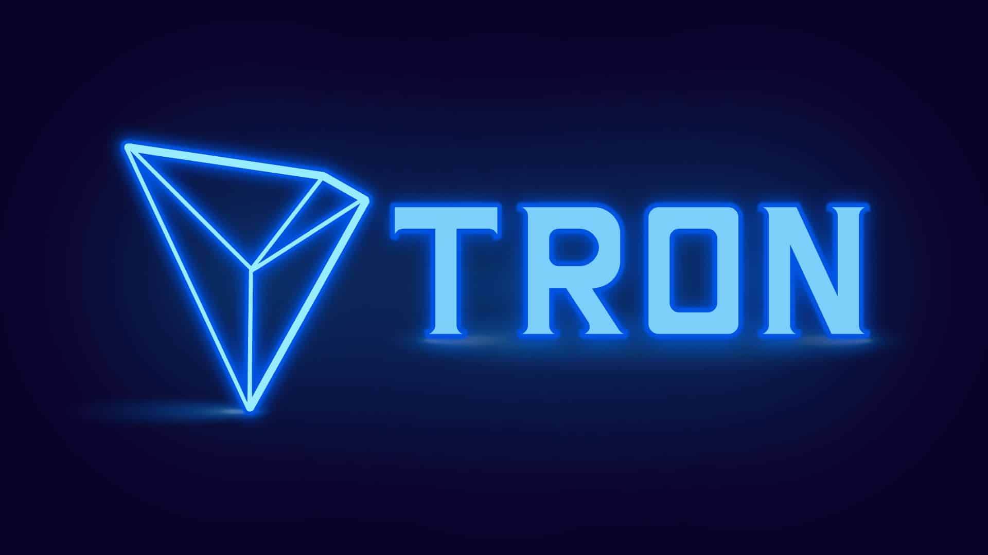 TRON Continues Declining Trend Second Day in a Row